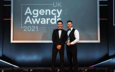 Hewitt Matthews x UUKI COVID campaign scoops top award